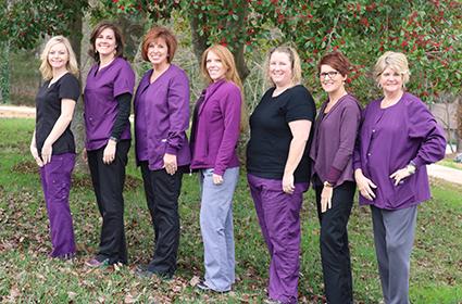 Clemson Downs Genesis Rehabilitation Team